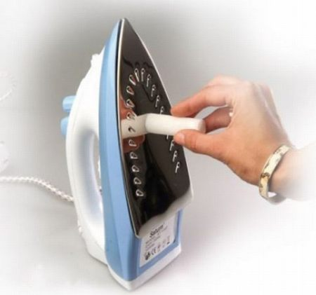 Чем почистить электрический утюг в домашних условиях